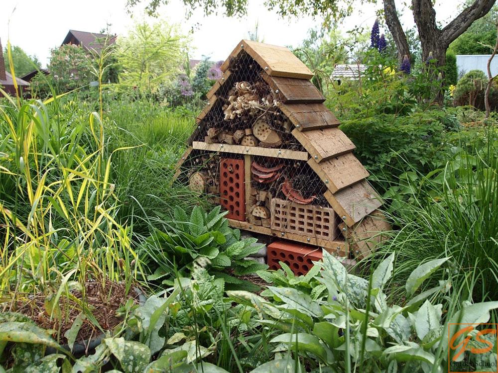 отель для жуков